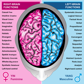 Marketing: Appeal to the Left and Right Brain