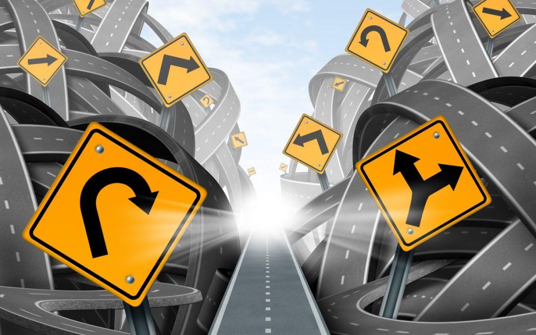 Cut a Clear Path Through Overwhelm