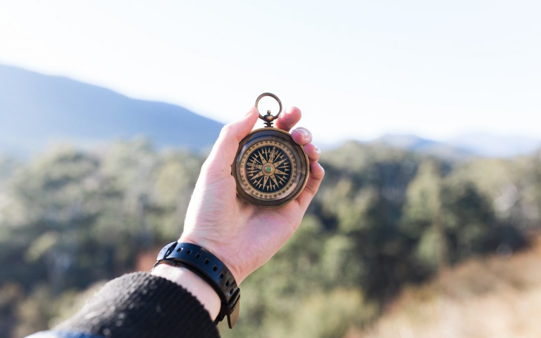Lost Touch With Your Inner Compass? It's Time to Realign.